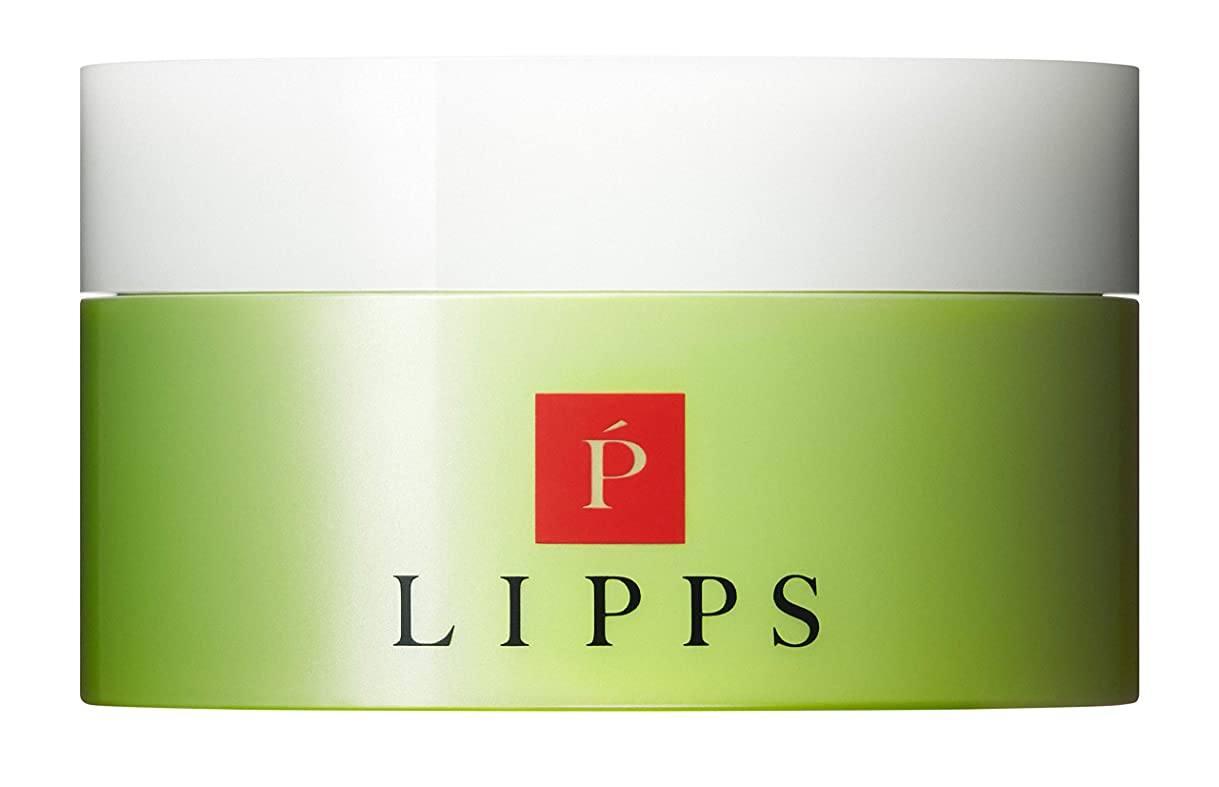 記者熱望する自分の【エアリー×自然な束感】LIPPS L11ライトムーブワックス (85g)