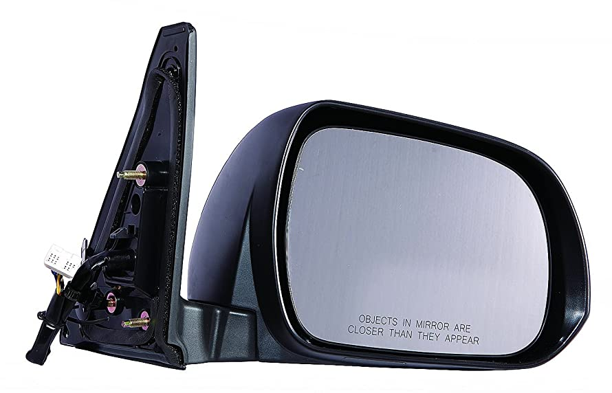 DEPO 312-5425R3EBH2 Toyota 4Runner Passenger Side Heated Power Mirror with Cover