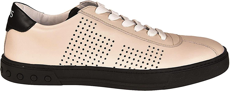 Tod's Tod's Tod's Two -Tone läder skor Beige herrar  bästa valet