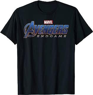 avengers endgame t shirt mens
