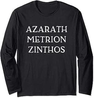 Best azarath metrion zinthos long sleeve Reviews