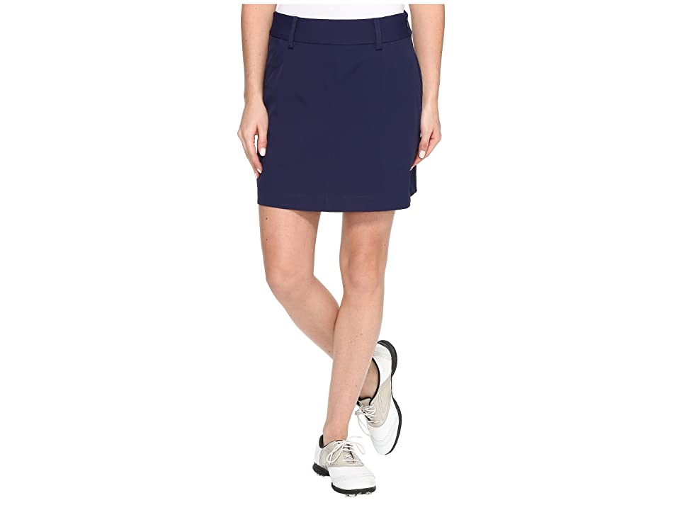 PUMA Golf Pounce Skirt (Peacoat) Women