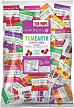 YumEarth Organic Vitamin C Lollipops, Assorted Flavors, 5 Pound Bag