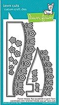 Lawn Fawn Lawn Cuts Custom Craft Die - LF1369 Flower Hillside Pop-Up Add-On