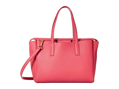 Marc Jacobs The Protege Mini Tote (Dragon Fruit) Handbags