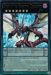yu-gi-oh Odd-Eyes Raging Dragon - MP17-EN205 - Ultra Rare - 1st Edition - 2017 Mega-Tin Mega Pack (1st Edition)