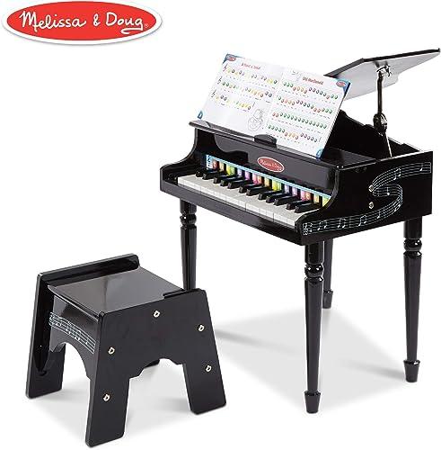 Melissa & Doug Gründ Piano (Musikinstrument-Spielzeuge)