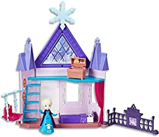 DISNEY FROZEN - Elsa Doll with Royal Chambers Playset & acc - Kids Toys - Ages 4+