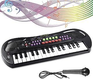 Liberty Imports Kids Piano Keyboard 32 Keys Portable Electro