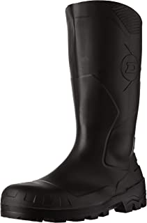 Dunlop Protective Footwear Devon, Bottes de sécurité Mixte adulte, Noir (Black), 42 EU