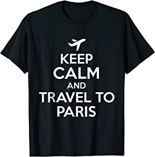 Best keep calm and travel to paris Reviews