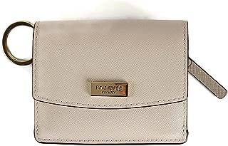 Kate Spade Newbury Lane Petty Saffiano Leather Bifold Wallet Key Chain