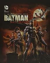 BATMAN Bad Blood - Steelbook (Blu-ray + DVD + Digital Copy) - English, Spanish & French (Audio & Subtitles) - IMPORT