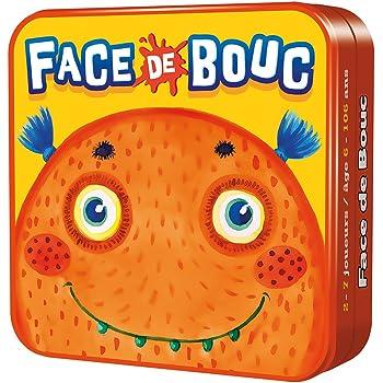 Asmodee- Face de Bouc, CGFDB01