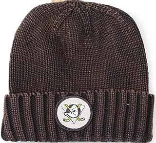 Mitchell & Ness Anaheim Ducks NHL Vintage Ribbed Cuff Knit Hat
