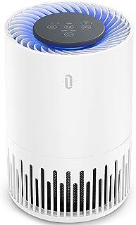 TaoTronics - Purificador de aire HEPA para el hogar, alérgenos, humo, polen, mascotas, limpiador de aire de escritorio con...