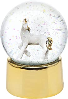 Best white and gold snow globe Reviews