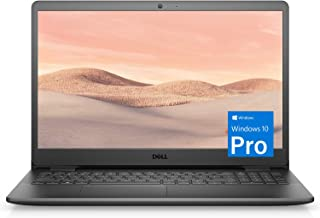 "Dell Inspiron 15 3000 Laptop (2021 Latest Model), 15.6"" HD Display, Intel N4020 Dual-Core Processor, 8GB RAM, 256GB SSD, W..."