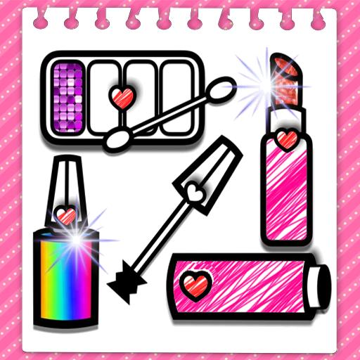 Glitter Fashion Beauty and makeup C…