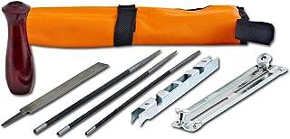 Sägekettenfeile Feilenhalter Mit Griff 4.0//4.8//5.5mm Für Sägeketten