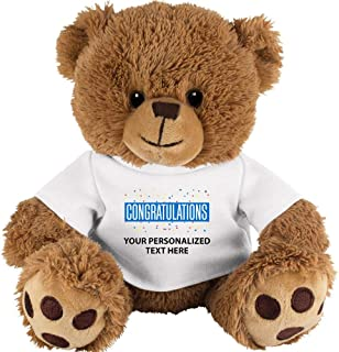 Crown Awards Personalized Teddy Bear Gift, 10