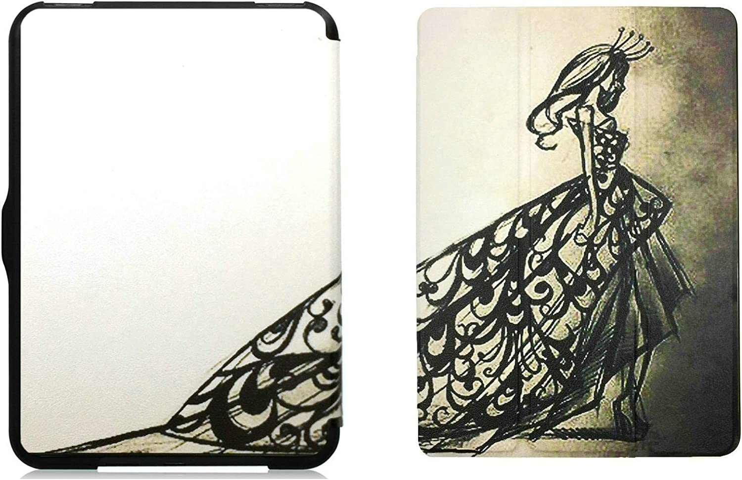 Oujietong Case for Nook GlowLight 3 T Shell Mail order 6