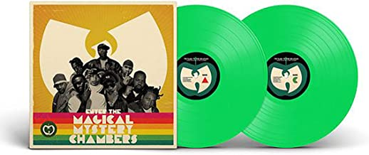 Enter The Magical Mystery Chambers - Exclusive Limited Edition Green Colored 2x Vinyl LP [Condition-VG+NM] #/150