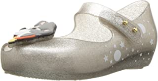Mini Melissa Kids' Mini Ultragirl + Lady and The Tramp Ballet Flat