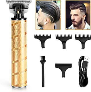 Hair Clippers for Men, Zero Gapped Hair trimmers, Anyfun T-Blade Trimmers for Hair Cutting,...