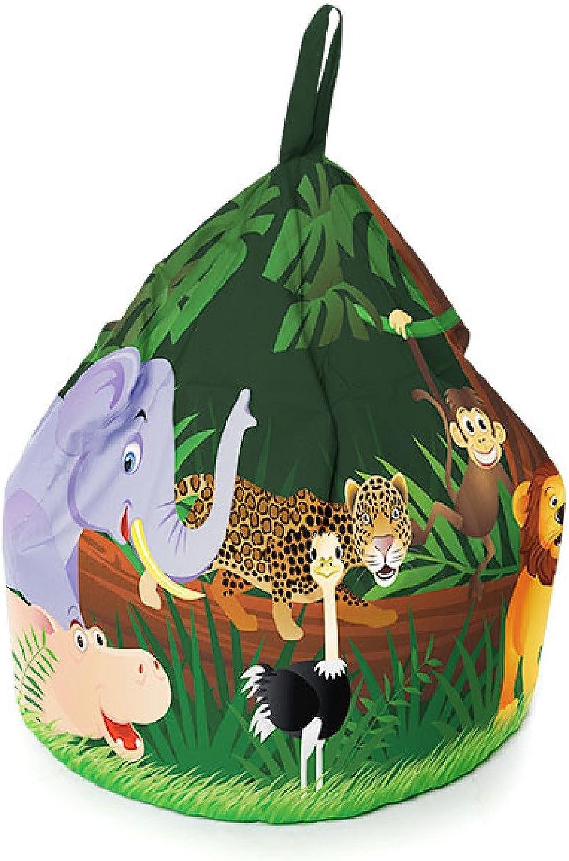 más descuento Rucomfy Bean bags Poderosos Animalhandle Selva para Niños Pelotita Pelotita Pelotita Pelotita De Mediano  40% de descuento