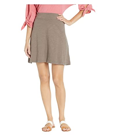 Fresh Produce Marina Skirt (Portobello Brown) Women