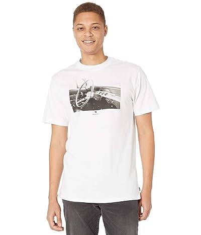 Herschel Supply Co. Tee (Bright White) Men