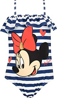 Minnie Mouse Disney Girls Infant Toddler Terry Cover-up Dress Red Dot 12 month