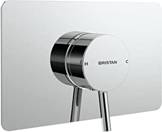 Bristan PM2 SQSHCVO C Prism Concealed Sequential Shower Valve, Chrome