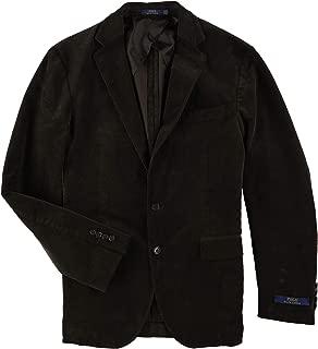 Ralph Lauren Mens Collins Corduroy Two Button Blazer Jacket