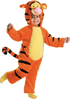 Tigger Deluxe Two-Sided Plush Jumpsuit