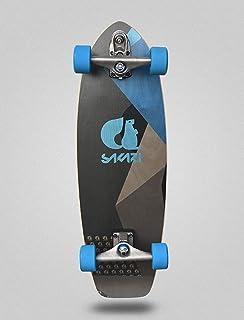 Glutier Surf Skate T12 Trucks. Sakari surfskate Mi...