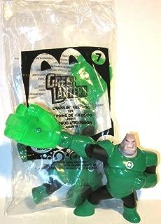 green lantern toys mcdonalds