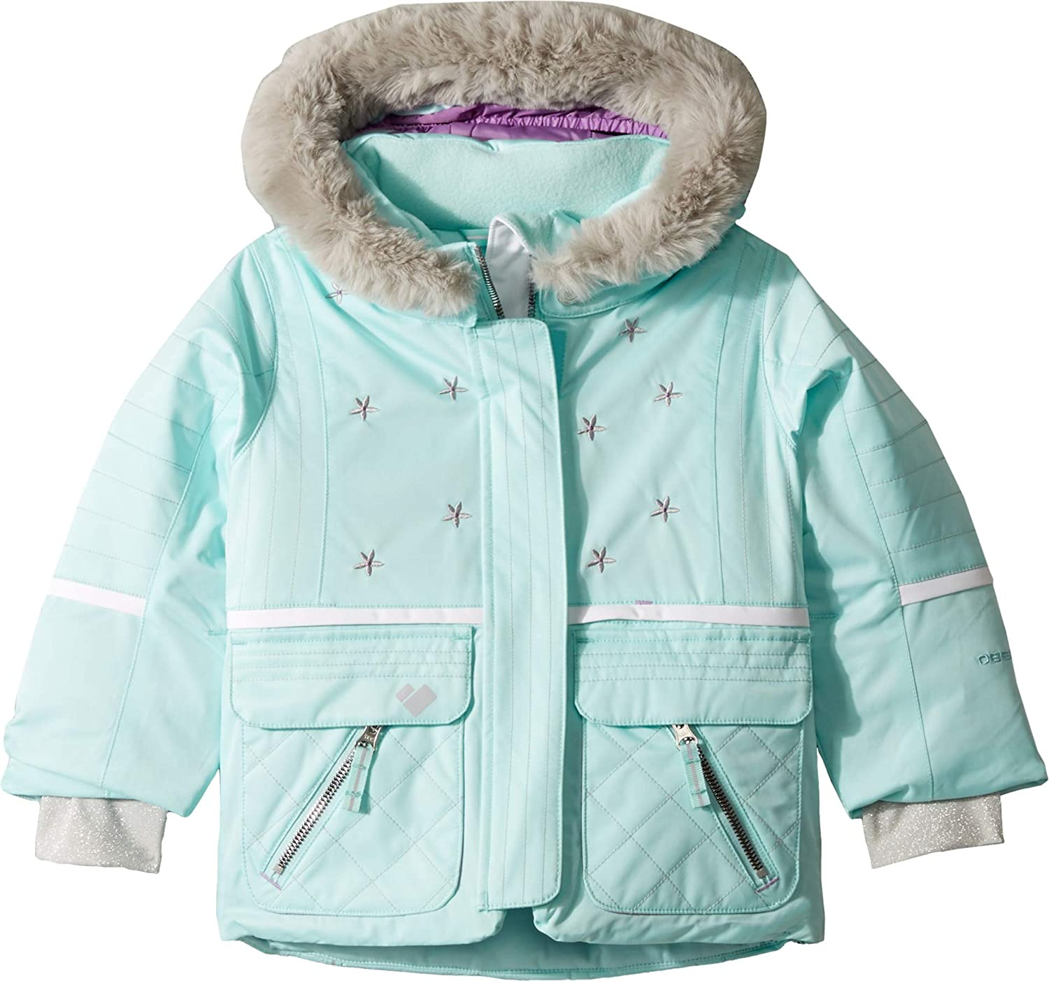 Obermeyer New mail order Max 65% OFF Lindy Insulated Ski Little Jacket Girls