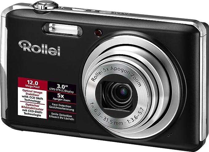 Rollei Flexline 250 Digitalkamera 3 Zoll Schwarz Kamera