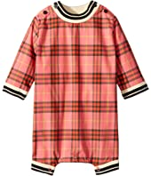 Burberry Kids - Michael Long Sleeve ACHMG Overalls (Infant)