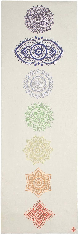 Shakti Warrior Chakra Philadelphia Mall Yoga Mat - Printe Artist Popular product Premium Designed
