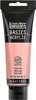 Tinta Acrílica Liquitex Basics 118ml 810 Light Portrait Pink