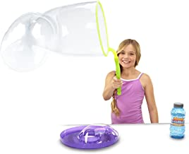 Gazillion Incredibubble Wand GIANT Bubbles Wand with GIANT Bubble Solution