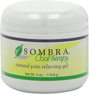Rolyn Prest Sombra Cool Therapy Natural Relieving Gel - 4 Oz Jar