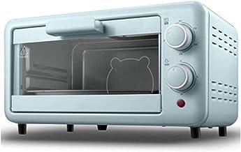 El horno de la tostadora de convección con la parrilla superior y la rotisserie de la plancha, hornear tostadas, mantener caliente, 11L, fácil de montar y limpiar