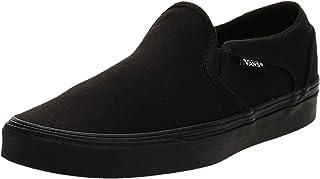 VANS Wm Asher, Women's Athletic & Outdoor Shoes, Black 186, 38 EU