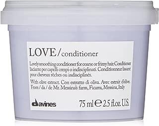 Davines Love Smoothing Conditioner, 2.5 fl.oz.