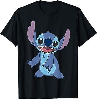 Disney Lilo & Stitch Simple Stitch Stance T-Shirt