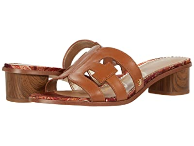 Sam Edelman Illie (Saddle Geneva Calf Leather) Women